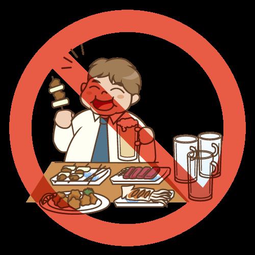 血圧が高いので食事を見直してから再検査