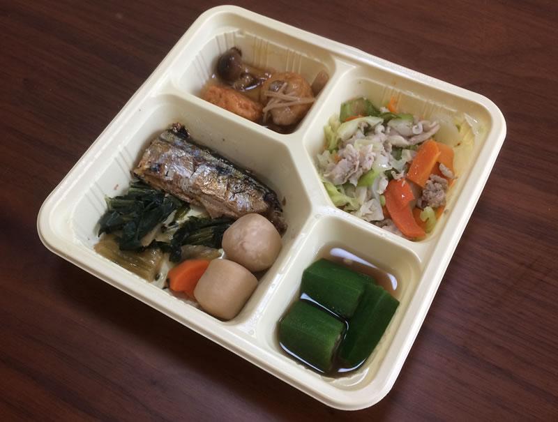 【彩ダイニングの評判/口コミ】さんまの塩焼きは骨が柔らかく丸ごと食べれます!