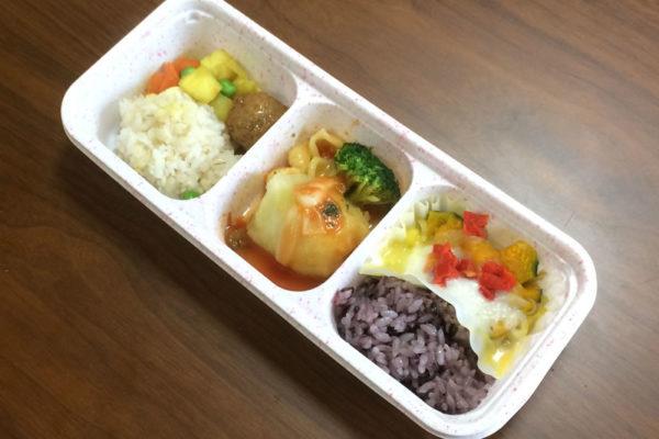 【ニチレイフーズの評判/口コミ】ロールキャベツとトマトソース仕立て